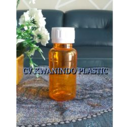 BOTOL PET 100ML